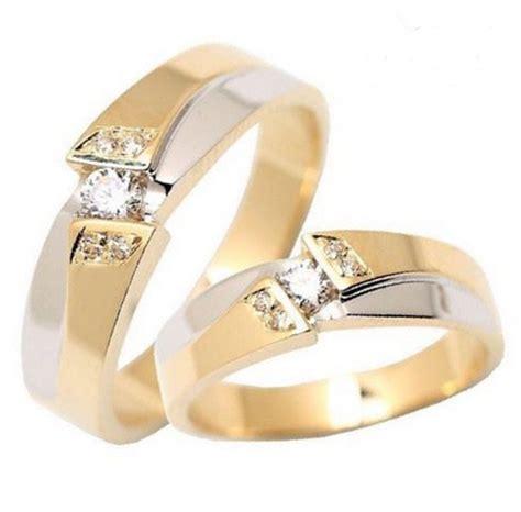 Cincin Tunangan Emas cincin tunangan emas dd 02 model cincin tunangan emas