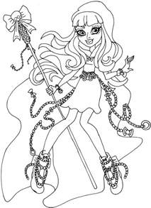 free printable monster coloring pages river styxx monster coloring