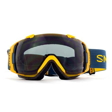 snow goggles smith i o goggles mustard conditions blackout atbshop co uk