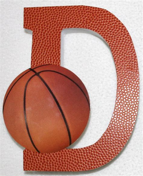 Commitment Letter For Basketball basketball d 233 cor 8 00 via etsy brady s room bedrooms wooden name letters and