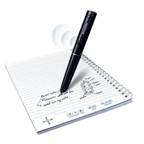 Livescribe Smartpen Flytop For Grown Ups by Livescribe Echo 2gb Smartpen Officeworks
