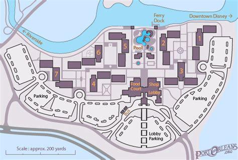 port orleans quarter map port orleans maps directions