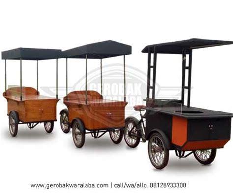 desain gerobak sepeda motor gerobak sepeda vintage gerobak sepeda custom bandung