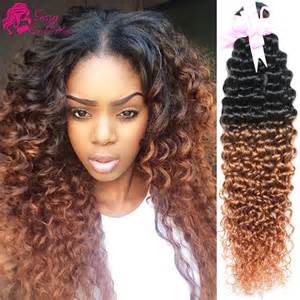best crochet hair weave to buy peruvian kinky curly virgin hair ombre 4 bundles lot short