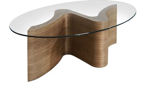Swirl Glass Coffee Table Swirl Glass Coffee Table Hl269