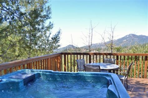 idyllwild vacation rentals cabins woodland park manor