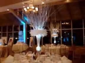 Winter Wonderland Decorations To Make - winter wonderland themed centerpieces amp sweet 16 candelabra at the venetian yacht club babylon