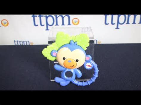 Fisher Price Harmoica Teether monkey teether from fisher price