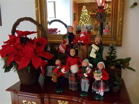 christmas themes ltd 62 best images about decorating with byers choice