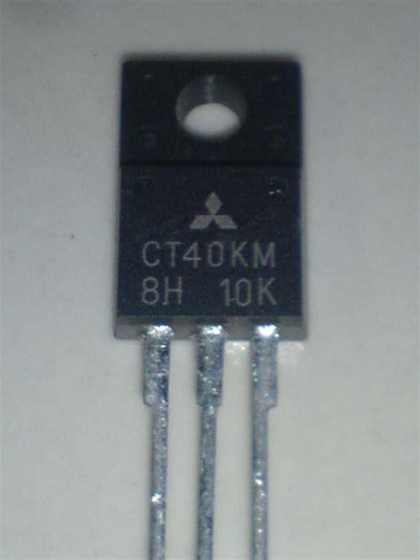 igbt transistor elektronik kompendium transistor igbt ct40km8h service lcd tv sukabumi