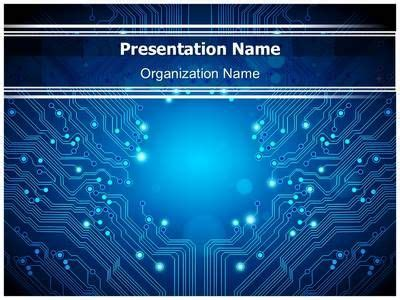 Electrical Engineering Ppt Templates Free Free Electrical Engineering Powerpoint Template Free