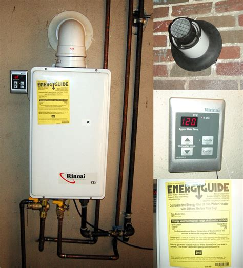Water Heater Gas Rinnai beneficial tankless water heater installation that save
