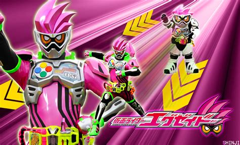 anoboy kamen rider ex aid kamen rider ex aid action gamer wallpaper by malecoc on