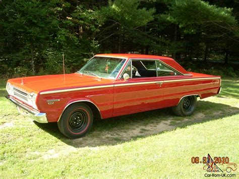67 plymouth belvedere for sale 1967 plymouth belvedere ii 340 hp 67 motor j heads