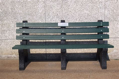 benches history decoration news