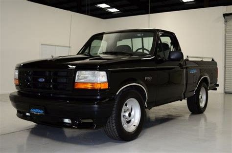 1993 ford f 150 xlt purchase used 1993 ford f 150 xlt standard cab pickup 2