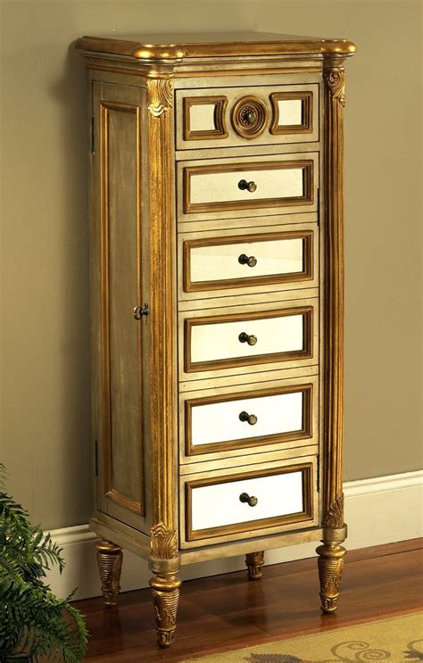 gold jewelry armoire pin by sheila mcgivern on crafts pinterest