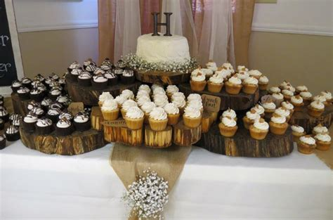 Cupcake Stand Unik Bk31 12 best images about carley and joel s rustic wedding on rustic wedding tables