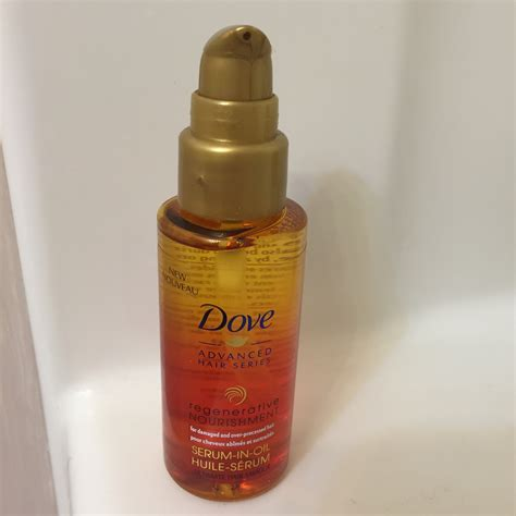 Serum Dove dove 174 regenerative nourishment serum in reviews in hair serum chickadvisor