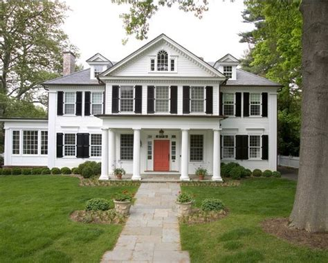 white house black shutters best exterior home colors joy studio design gallery best design