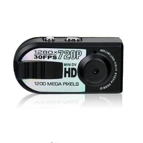 micro usb q5 720p hd mini thumb dv digital