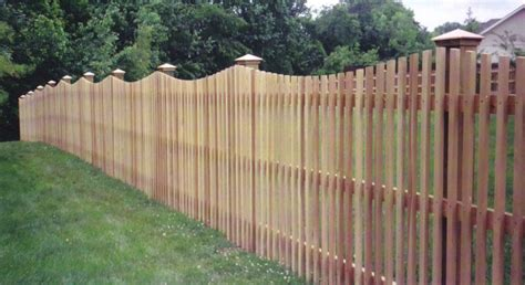 types of backyard fences types of backyard fences
