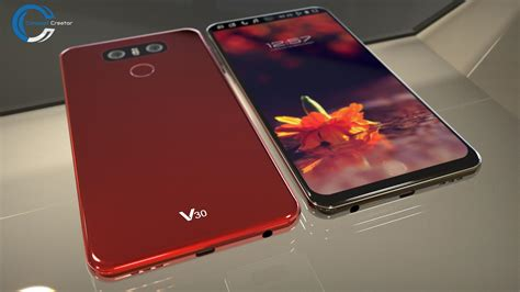 Kulkas Lg Here 4u lg v30 gets chrome vibe looks pretty in
