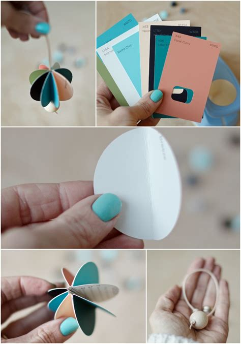 How To Make Paper Balls For Decoration - the everyday spruce diy paper decoration lapinblu