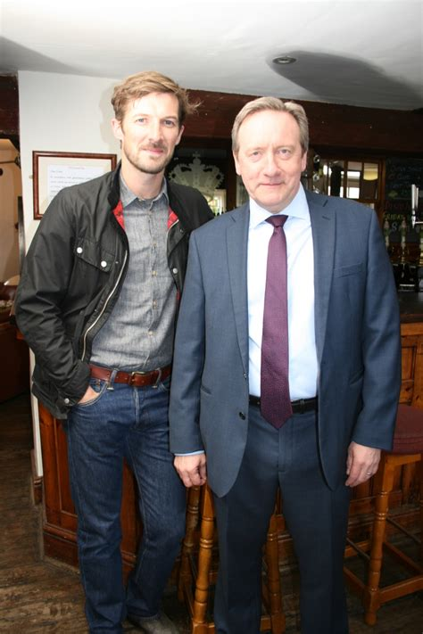 brian may young gwilym lee gwilym lee neil dudgeon the crown inn visit midsomer