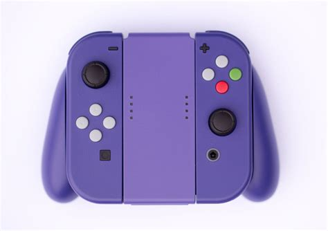 Cool Food Gadgets by Nintendo Switch Controller Gets A Gamecube Makeover