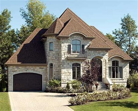 european home designs european house plan boasts cozy floor plan