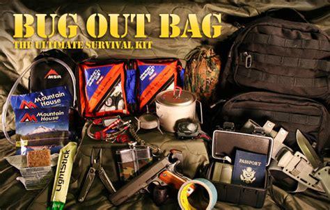 ultimate survival kit bug out bag aka ultimate survival kit gear patrol