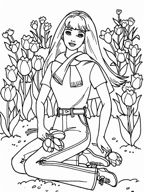 barbie animal coloring pages princess disney coloring pages barbie walking