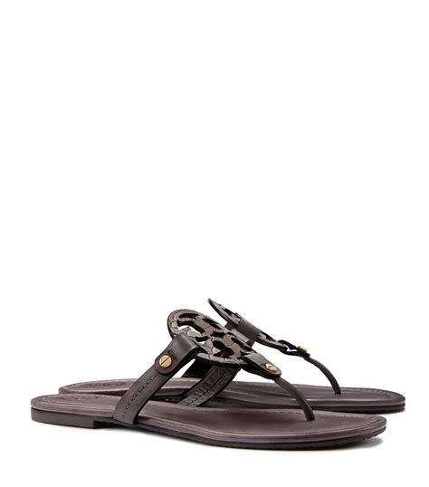 burch miller sandal burch miller sandal in brown taupe lyst