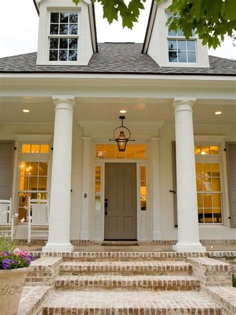 door colors for white house 17 best ideas about brick porch on pinterest front