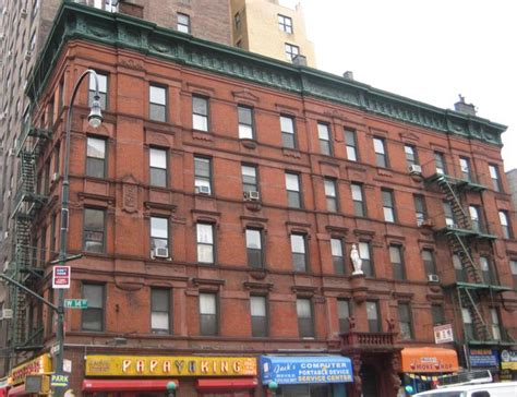 West Apartment Buildings 200 West 14th The Jeanne D Arc New York City