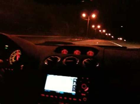 inside lamborghini at night ride in a lamborghini gallardo superleggera at night youtube