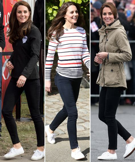 gingham frill ankle socks simple accessories and comfortable how to wear kate middleton s favorite sneaker instyle