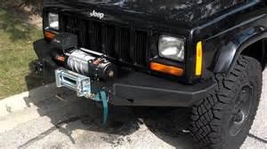 jeep xj smittybilt xrc front bumper quadratec q9000