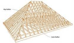 Hip Construction Sharty Shed Roof Timber Frame