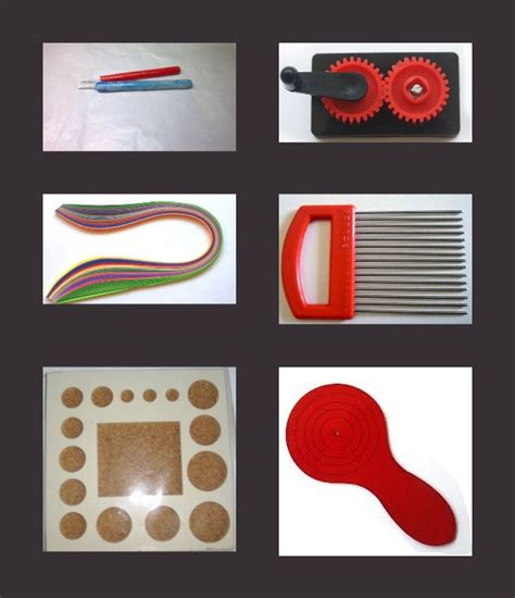 Paper Jewellery Materials - quilling material kit for paper jewellery shopping