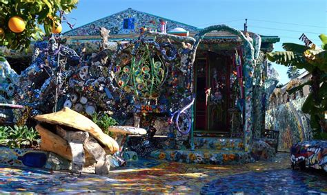 mosaic tile house 15 funky public art works in los angeles everyone should explore for themselves