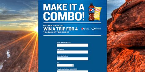 Adventure Sweepstakes - sweepstakeslovers daily lindt godfather s pizza pepsi more