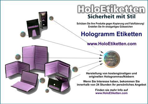 Hologramm Aufkleber Bestellen by Hologramm Aufkleber F 252 R Originalit 228 Tsschutz Bei Lederprodukten