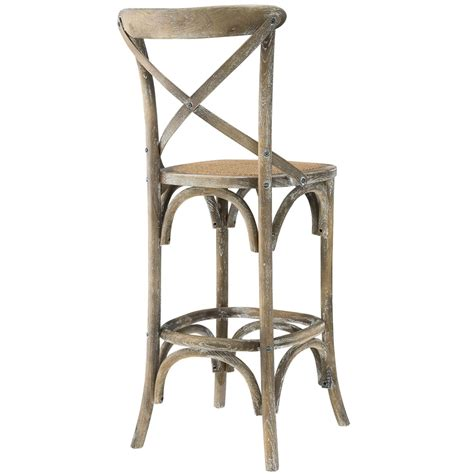 grey wooden bar stools x wood barstool brickell collection modern furniture store
