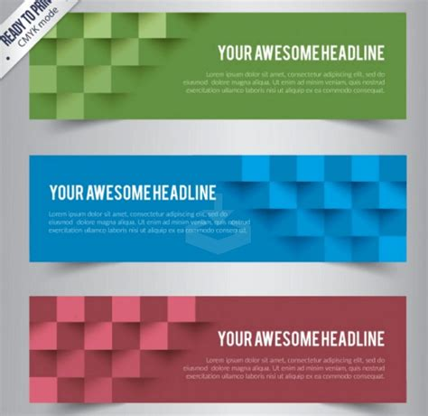 Top 22 Free Banner Templates In Psd And Ai In 2017 Colorlib Hp Banner Paper Template