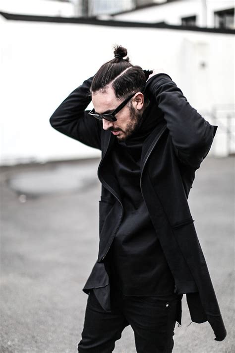 length hair neededfor samuraihair the appearance of man bun ink magazine