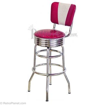 Vintage Bar Stools With Backs by V Back Bar Stool Retro Bar Stools Design From Retroplanet