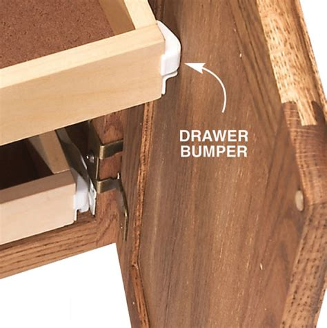 Drawer Bumpers by Aw 12 27 12 10 Easy Ways To Add Roll Outs