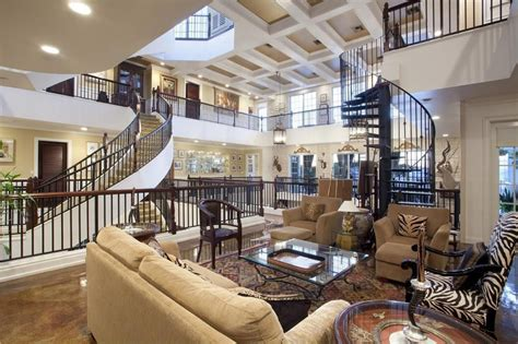 living room fort lauderdale traditional great room with concrete floors balcony in